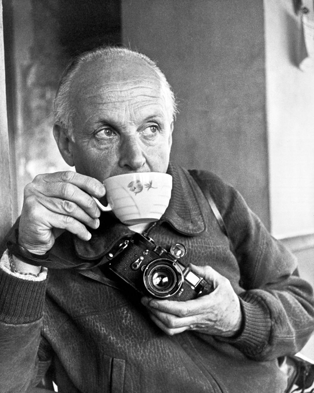 Henri Cartier-Bresson / ©Ara Guler