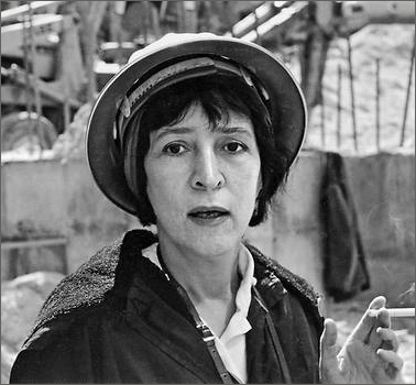 Portrait of Helen Levitt