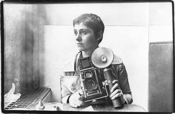 Diane Arbus 1968 | © Roz Kelly/Michael Ochs Archives
