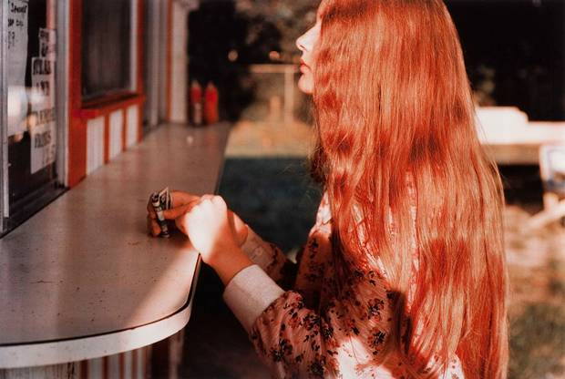 Eggleston - Red Hair