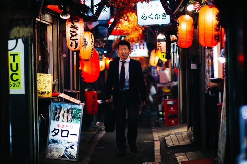 Shooter Files Tokyo Alleys-2