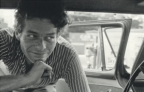 Winogrand portrait