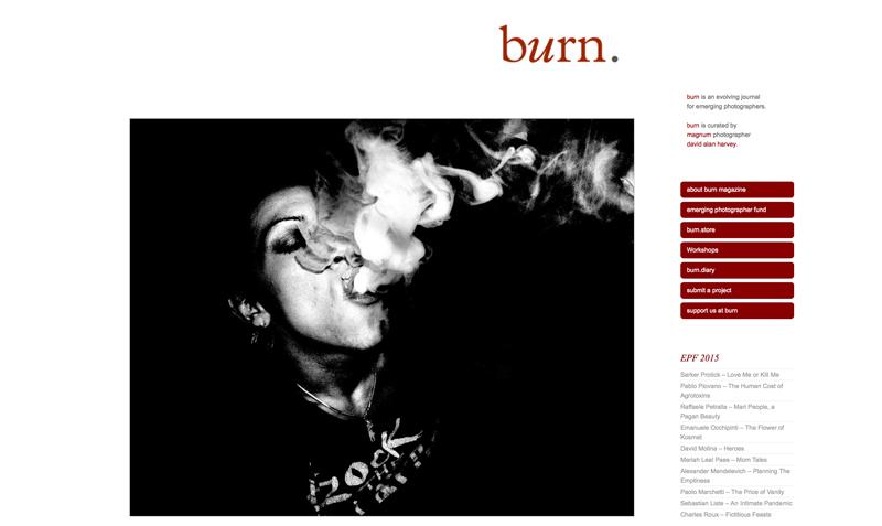 Burn-Blog