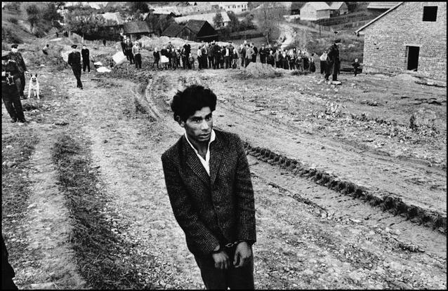 CZECHOSLOVAKIA.-1963.-Slovakia.-Jarabina.-Reconstruction-of-a-homicide.