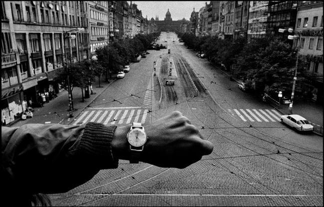 CZECHOSLOVAKIA. Prague. 1968.