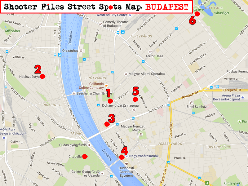 Budapest Street Photography Guide To City Map Tips