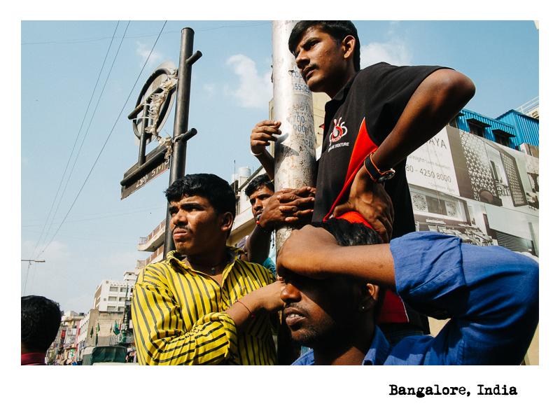 Bangalore-Pole-Watchers