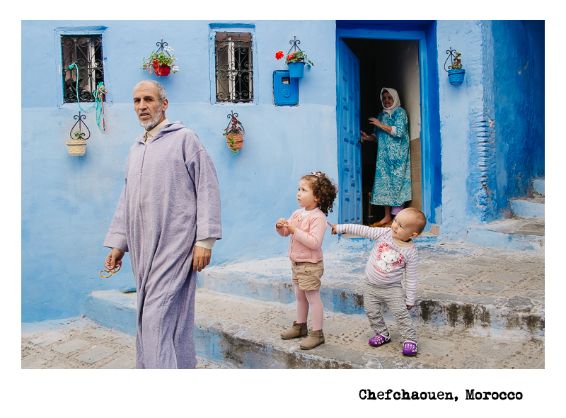 Chefchaouen-Family-Blues