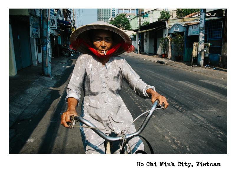HCMC-Lady-Biker