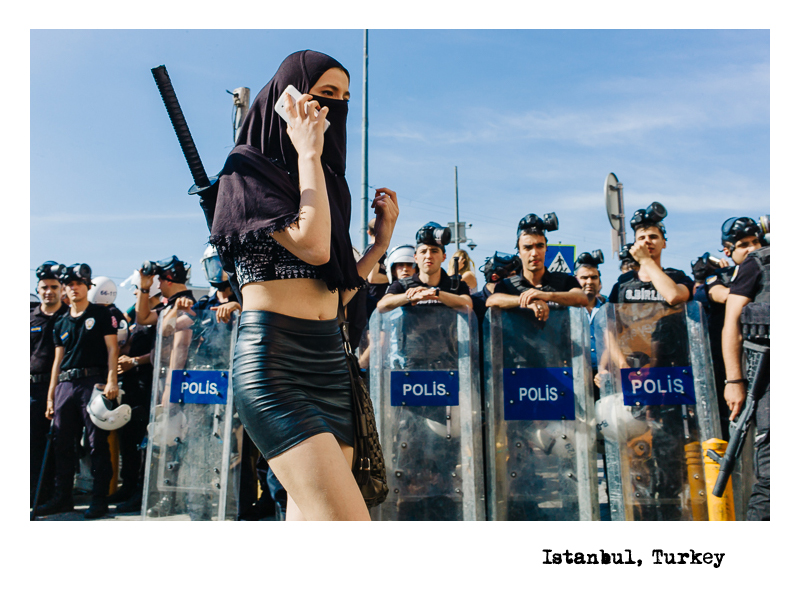Istanbul-Police-Woman