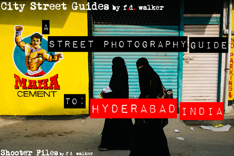 City Street Guides by f d  walker: A Street Photography