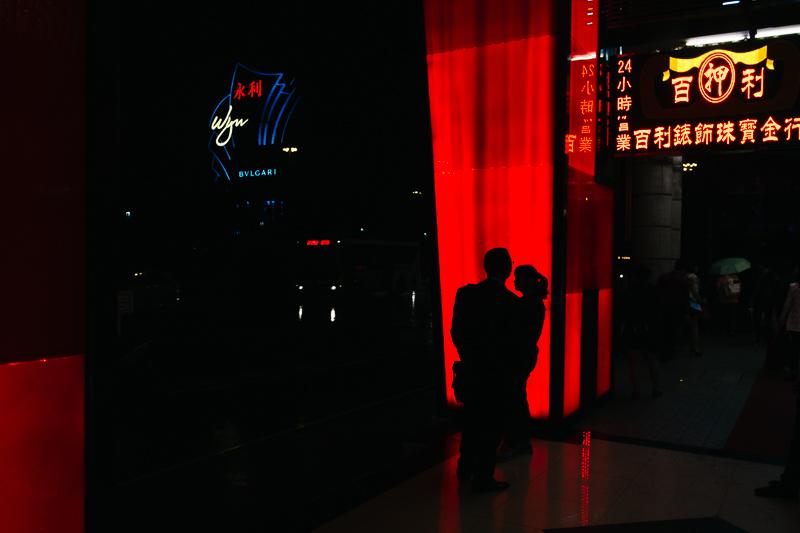 Macau red