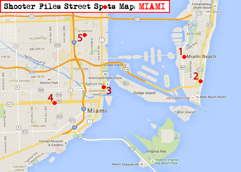 city street profiles: a street photography guide to miami